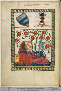 Grosse Heidelberger Liederhandschrift